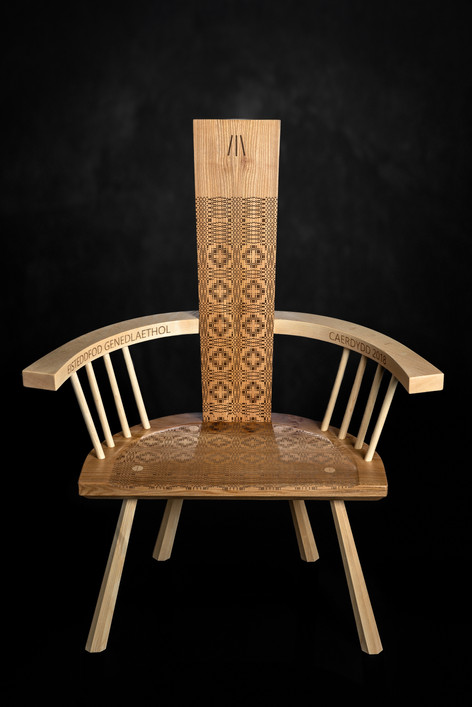 Eisteddfod chair maker Chris Williams.jpg