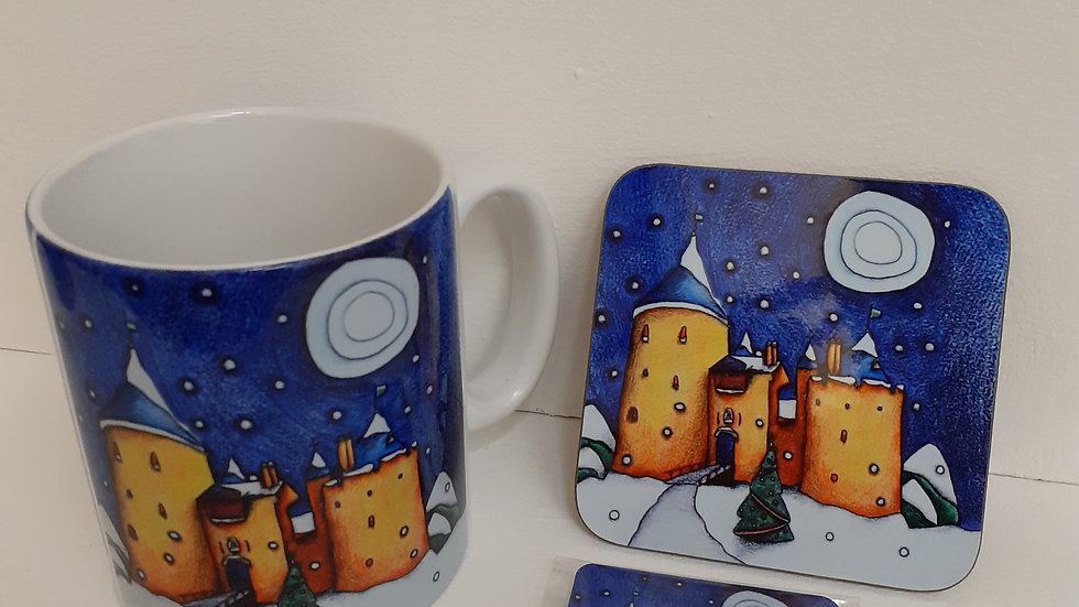 Christmas Castell Coch Gift Set