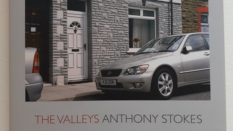 The Valleys: Anthony Stokes Book & Gift