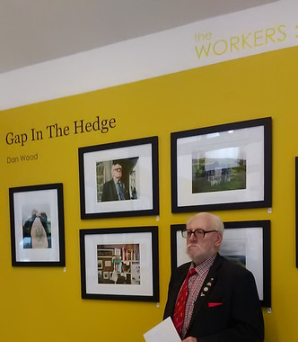 Gap in the Hedge Dan Wood with Tony Oldh