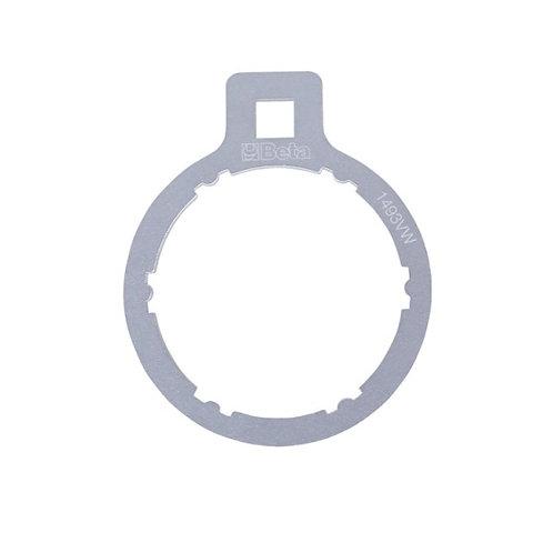 BETA 1493VW - Chave para filtros de óleo diesel, para veículos VAG e Volvo