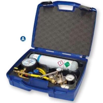 Kit Pressurização Azoto K-AZ200-50/BN2