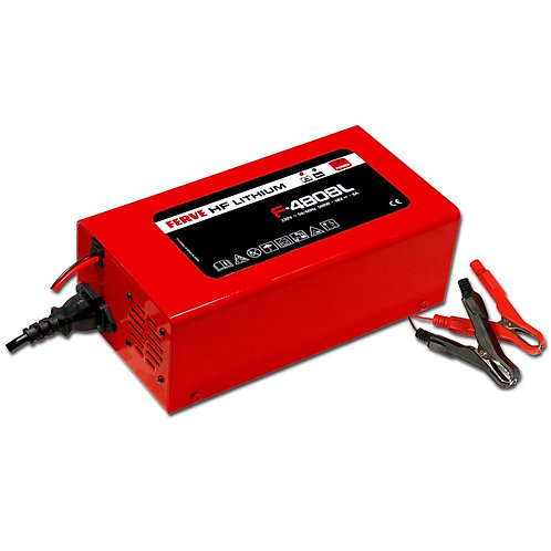 FERVE F-4808L | Carregador Baterias 48V LiPo