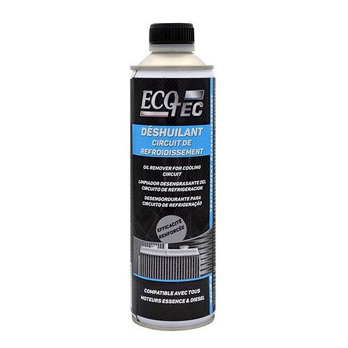 ECOTEC 1034 - Desengordurante Circuito Refrigeração 500ml Cx.24unid
