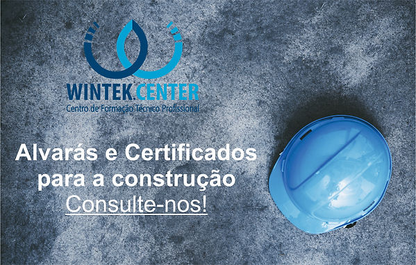 alvarás e certificados construção