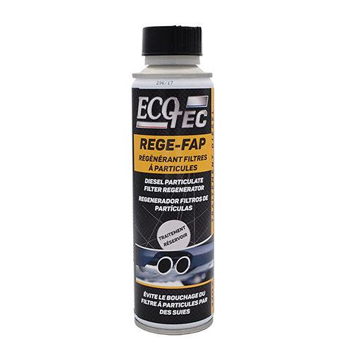 ECOTEC 1107 -Tratamento Regenerante DPF