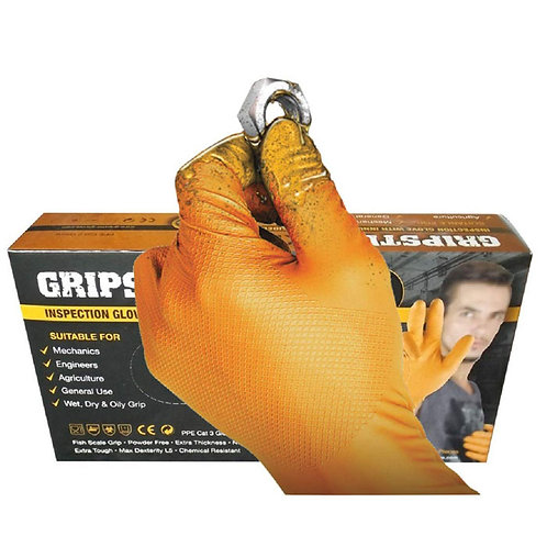 GRIPSTER SKINS - Luvas Extra Fortes
