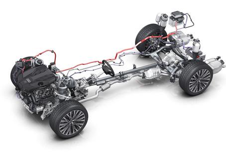 Mild Hybrid 48V