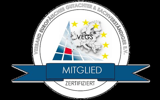 Der VEGS bestätigt unsere Sachkunde und Qualifikation | Tedesio GmbH ...