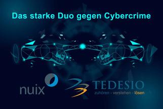 Digitales Verbrechen schläft nie – Tedesio und NUIX auch nicht