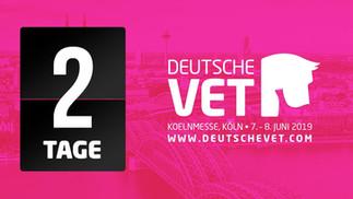 Die Deutsche VET 2019 – 2 Tage Datenschutz und IT Sicherheit für Tierarztpraxen und Tierkliniken