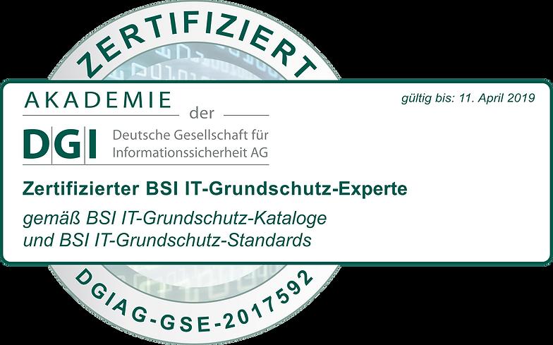 Tedesio GmbH | IT Security | EDV-Sachverständige DEKRA zertifiziert