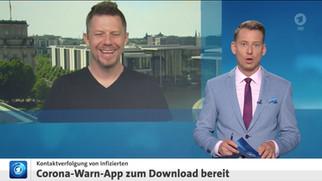 Die deutsche Corona-Warn-App ist da – Wie sicher ist ihre Nutzung?