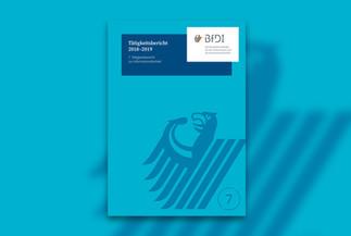 BSI veröffentlicht 7. Tätigkeitsbericht zur Informationsfreiheit 2018–2019
