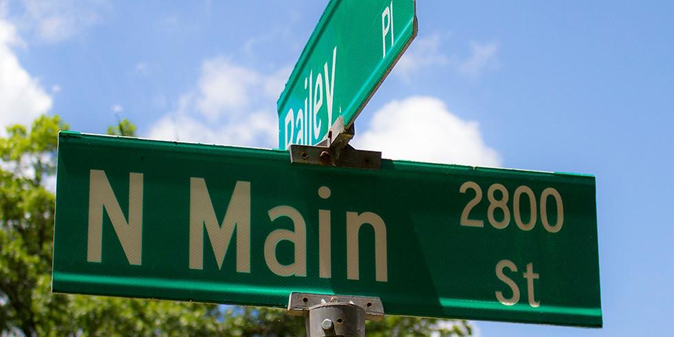 Navigating North Main