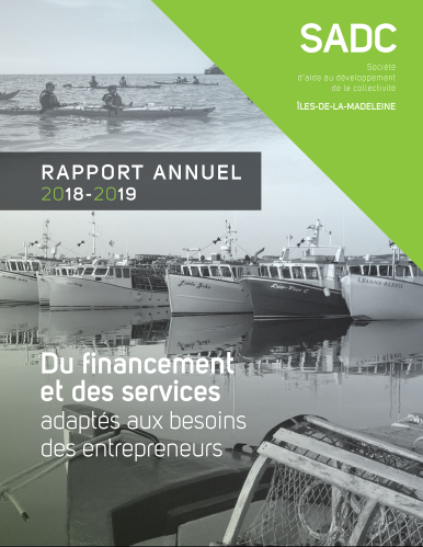 Rapport annuel SADC 2018-2019