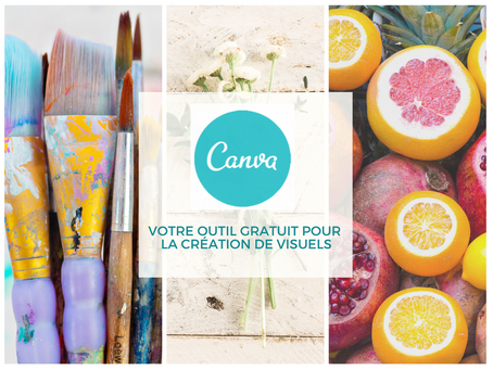 Canva : Un outil gratuit pour la création de visuels