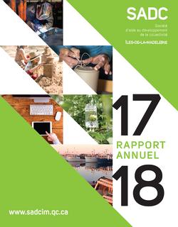 Rapport annuel SADC 2017-2018