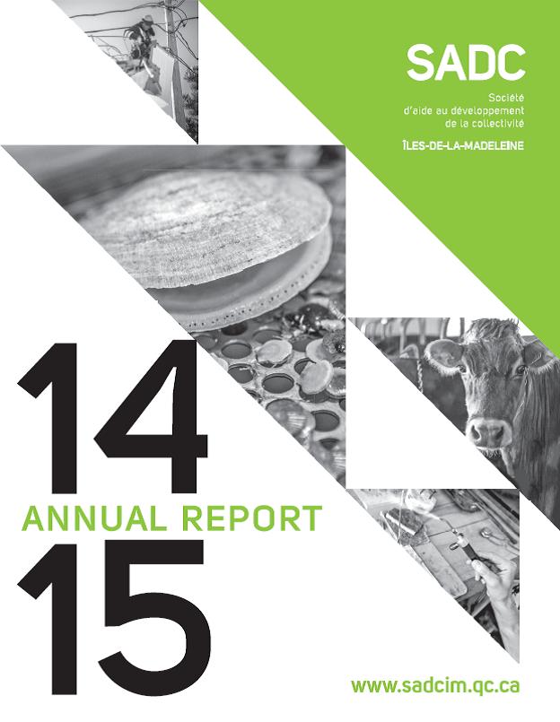 SADC Annual report 2014-2015