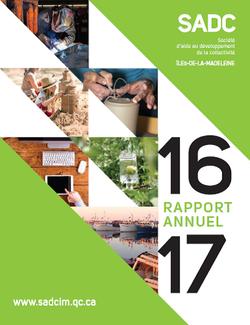 Rapport annuel SADC 2016-2017