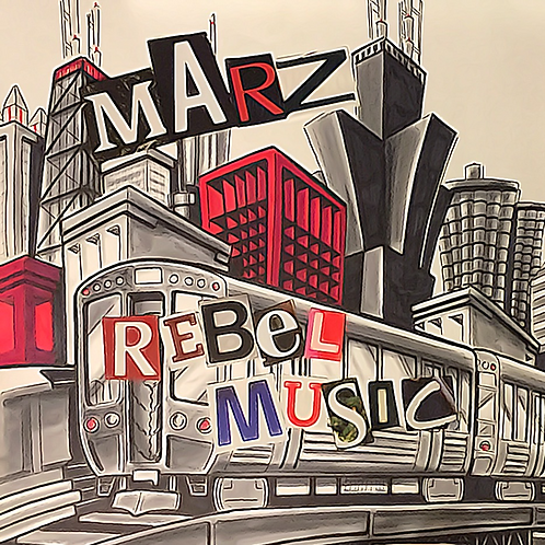 Rebel Music album