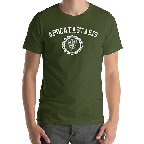 Apocatastasis Stamp shirt
