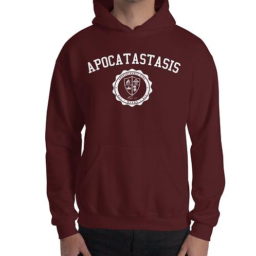 Apocatastasis Stamp hoodie