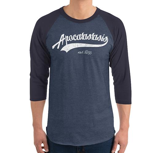 Apocatastasis Sports Raglan Shirt
