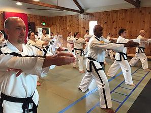 Taekwondo in Hood River
