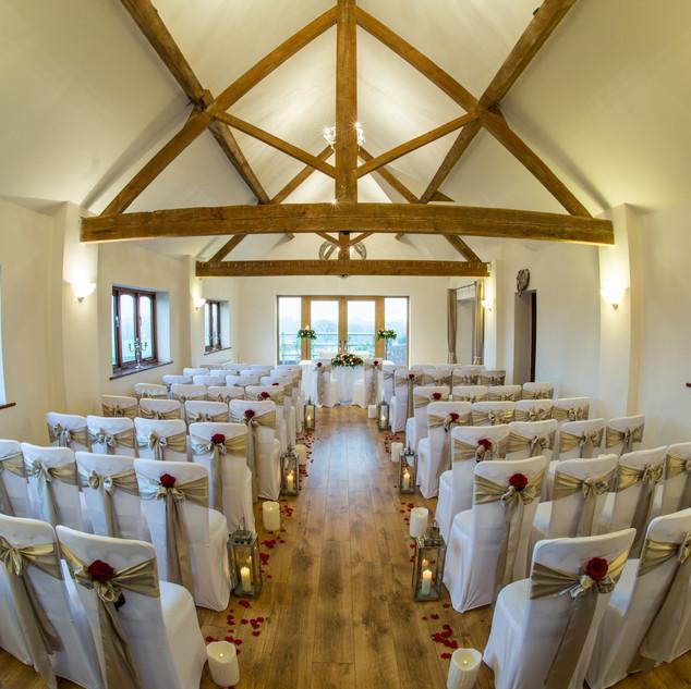 th-photography-53.jpgTudor Barn Ceremony Room at Bordesley Park Wedding Venue Worcestershire