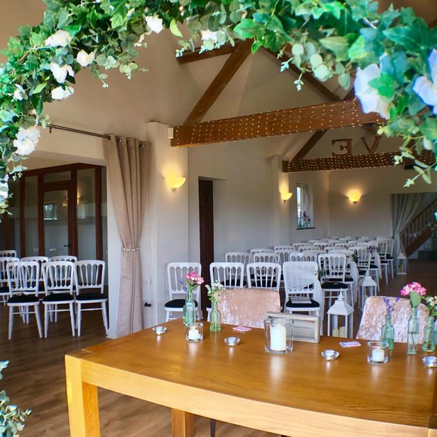 IMG-5793.JPGTudor Barn Ceremony Room at Bordesley Park Wedding Venue Worcestershire