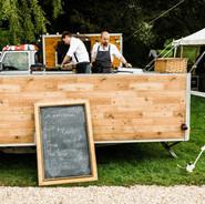 The Wild Oven at Bordesley Park Wedding Venue