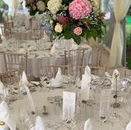 Celebration Caterers at Bordesley Park Wedding Venue