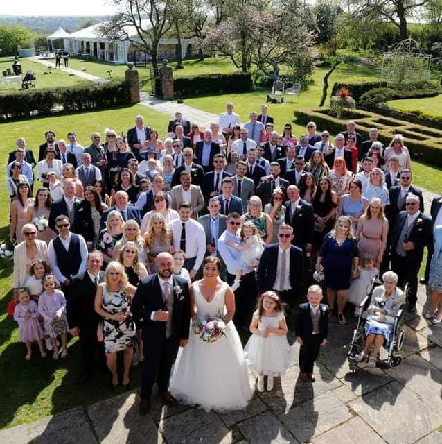 Grounds at Bordesley Park Wedding Venue Redditch