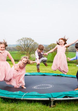 Finishing Touches at Bordesley Park Wedding Venue Redditch