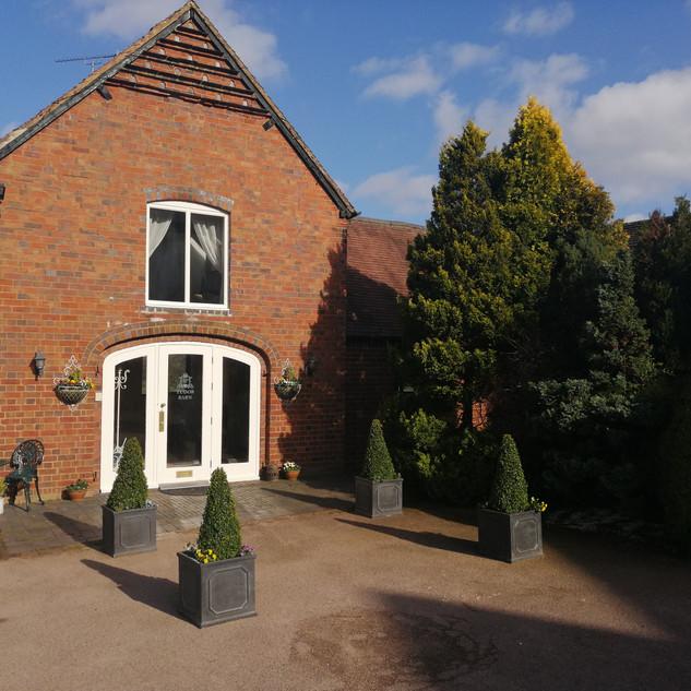 IMG_20200312_144905.jpgTudor Barn Ceremony Room at Bordesley Park Wedding Venue Worcestershire