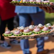 Seven Mile Cookery & Events at Bordesley Park Wedding Venue