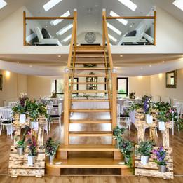 Bishops Barn at Bordesley Park Wedding Venue Worcestershire