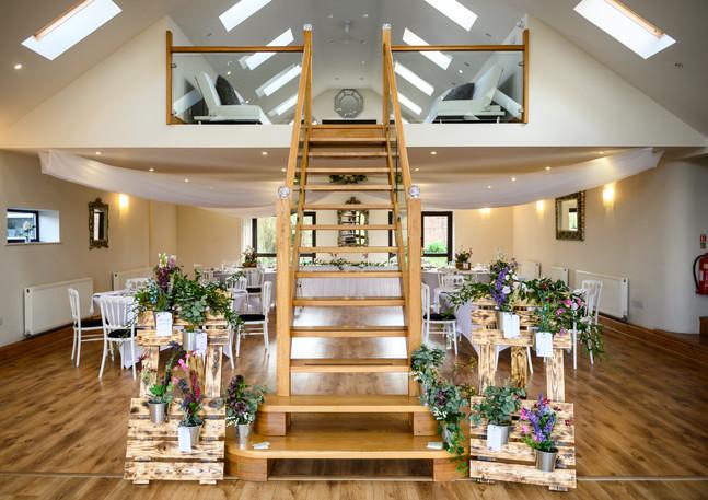 Bishops Barn at Bordesley Park Wedding Venue Redditch