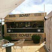 Rustic Roast Kitchen at Bordesley Park Wedding Venue