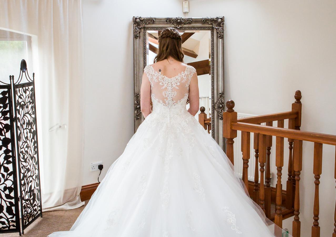 Bridal Preparation Room at Bordesley Park Wedding Venue Redditch