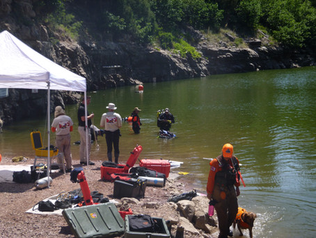 Drowning victim recovered at Blue Ridge Reservoir