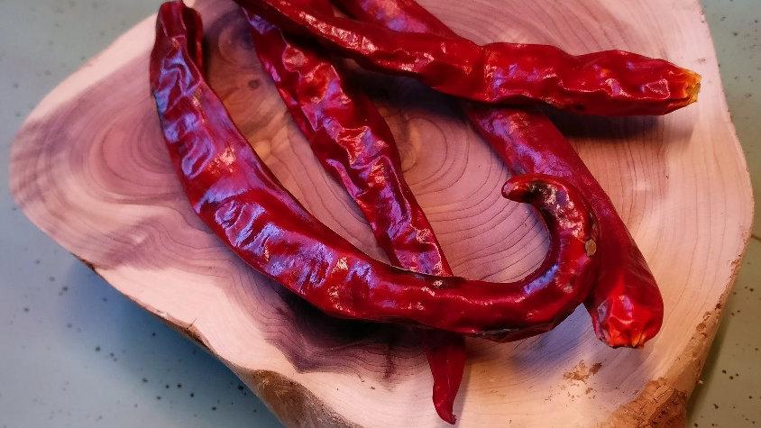 Chili Arbol