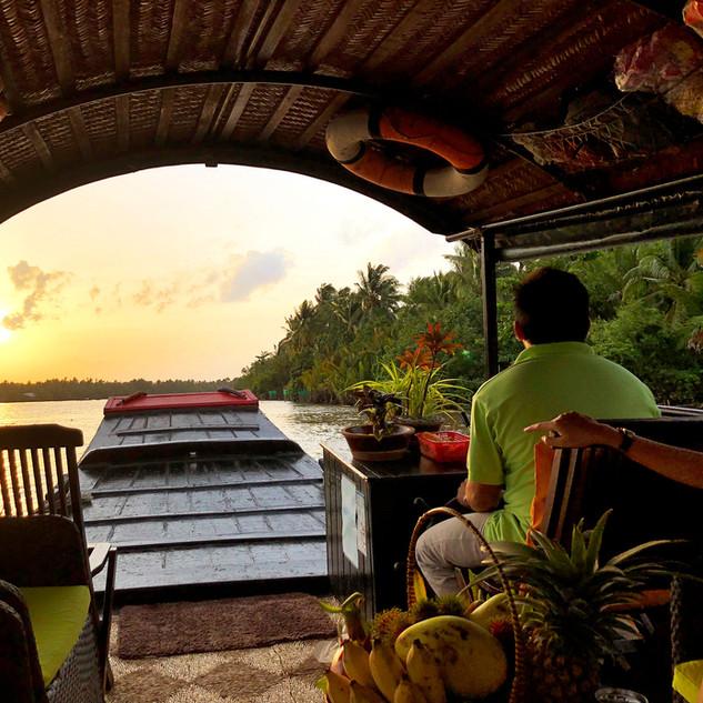 Day cruise sunset tour