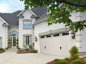 Residential Traditional Carriage House Garage Doors Door