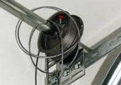 Repair Broken Frayed Garage Door Cable