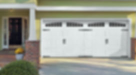 Carriage House Garage Door Options