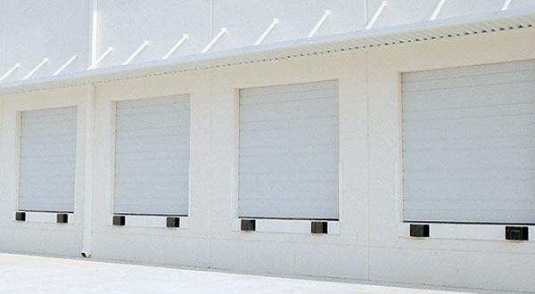 2700 Commercial Dock Door