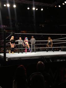 December 30th: WWE Live (Charlotte, Asuka, Becky)