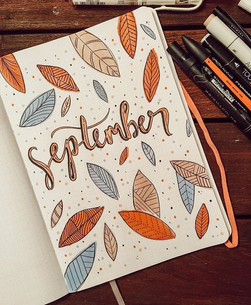 September 2018 - super obsessed with this one (inspo. image linked)
